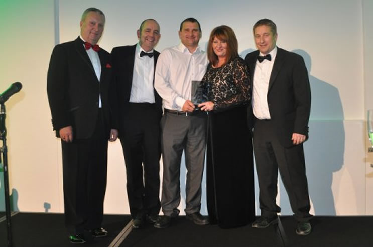 Society of Procurement Officers Award